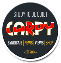 Carpy.co.uk – The Original Carp Fishing Cult Logo